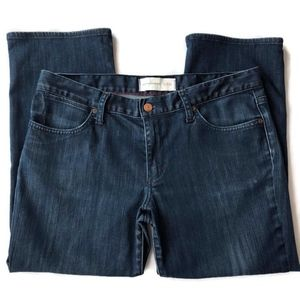 Anthropologie Paper Denim & Cloth Cropped Jeans